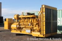 1500 kW Caterpillar