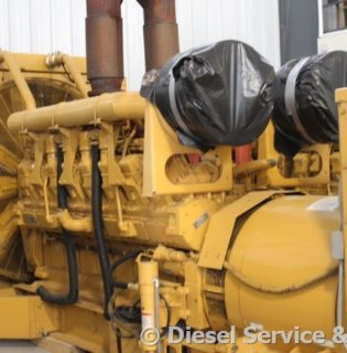 1750 kW Caterpillar