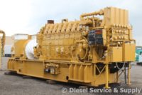 2250 kW – Model 3608 Caterpillar