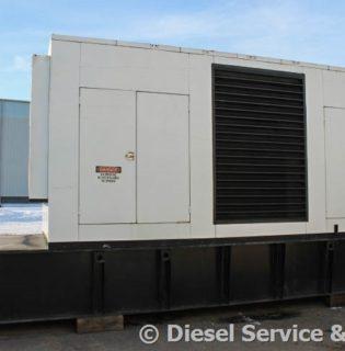 1250 kW Cummins