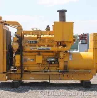 450 kW Caterpillar