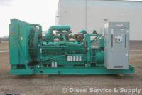 1500 kW Cummins