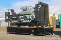 800 kW Generac