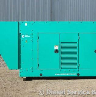85 kW Cummins