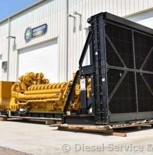 4000 kW – C175-20 Caterpillar