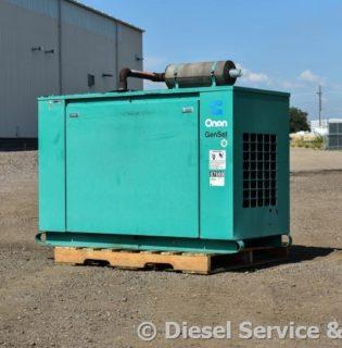 20 kW Onan