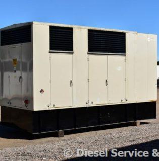 750 kW Cummins