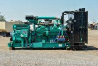 2250 kW – JUST ARRIVED Cummins