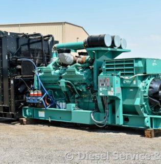 2250 kW Cummins