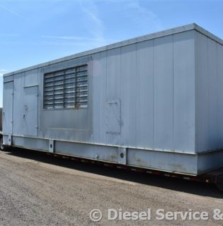1250 kW – JUST ARRIVED Caterpillar