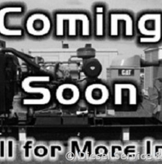 400 kW – COMING SOON Cummins